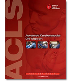 Manual for the CPR Seattle ACLS class
