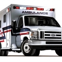 How does EMS decide where to take a patient?