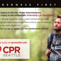 Wilderness First Aid vs. First Aid at home or in the office