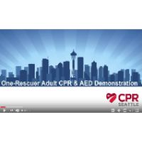 Prepare for your CPR class with our video instruction